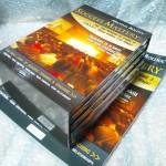 マイケル・ボルダックの『SUCCESS MASTERY(サクセス・マスタリー)』DVD-BOXがタイから届きました。