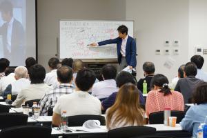 加藤将太の次世代起業家セミナー
